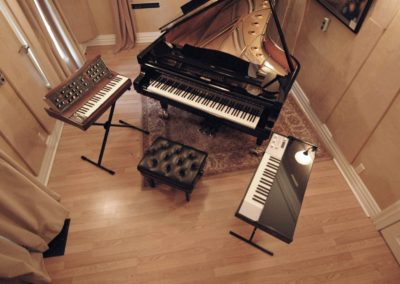Piano-Room-Photos-Melotron-Grand-Piano-Mini-Moog